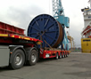 90Ton Reel of Cable
